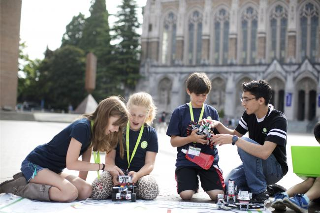 iD Tech Camps held at Macalester | Kids Out and About