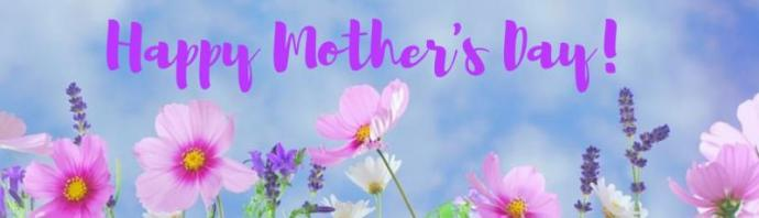 Image result for Happy Mother's Day violets